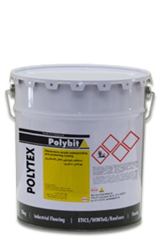 POLYTEX عازل مائي مضاد للأكسدة وطلاء واقي